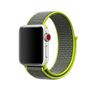 ieftine Stocare și Organizare-Uita-Band pentru Apple Watch Series 5/4/3/2/1 Apple Banda de afaceri Nailon Curea de Încheietură