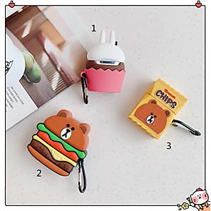 povoljno Maske/futrole za Xiaomi-futrola za airpods slatka / prašina za slušalice mekana