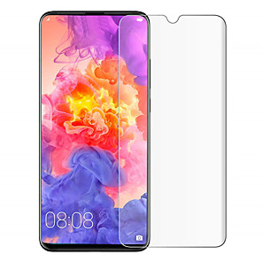 cheap Huawei Screen Protectors-Tempered Glass Screen Protector for Huawei P30 P30 Lite P30 Pro P20 P20 Lite P20 Pro