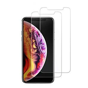 ieftine Audio & Video-Protector de ecran din sticlă temperată pentru 2 buc pentru iPhone 11/11 pro / 11 pro max / xs max / xr / xs / x / 8plus / 8 / 7plus / 7 / 6plus / 6