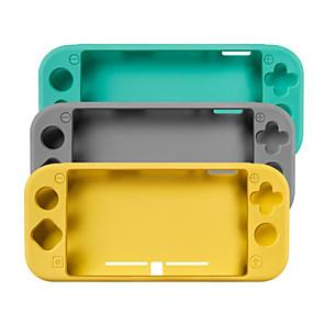 ieftine Accesorii Nintendo Switch-protectie carcasa pentru comutator Nintendo, protectie carcasa portabila silicon intreg corp 1 buc