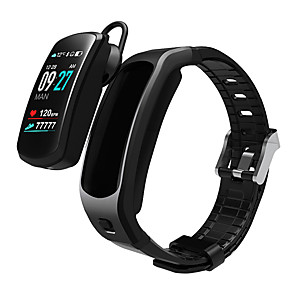 ieftine Momeală Pescuit-dmdg smart wristband bluetooth fitness tracker încorporat suport pentru căști wireless notificare / monitorizare a frecvenței cardiace compatibile telefoane samsung / iphone / android