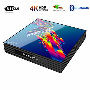 hesapli TV Kutuları-A95x r3 rk3318 9.0 android tv kutusu 4 gb ram 64 gb 4 k 2.4g / 5g wifi usb3.0 google netflix youtube medya oynatıcı set top box