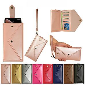 povoljno Zaštitne folije za Samsung-samsung galaxy koristi se na kartici tipa novčanika a10 / a20 / a30 / a40 a50 / a70 / a90 all inclusive anti-drop a6 / a7 / a8 / a9 omotnici flip telefon futroli a6 plus / a8 plus sa telefonskom