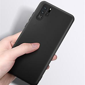 Недорогие Чехлы и кейсы для Huawei-Тонкий мягкий чехол для телефона ТПУ для Huawei P30 P30 Lite P30 Pro P20 P20 Lite P20 Pro матовая задняя крышка