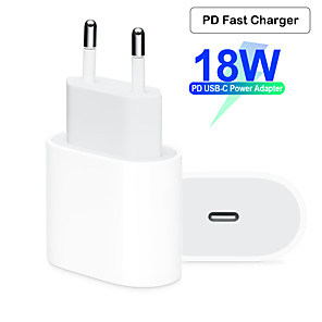 cheap AC Adapter & Power Cables-Fast Charger / Portable Charger USB Charger EU Plug QC 2.0 / Normal 1 USB Port 2 A 100~240 V for Apple
