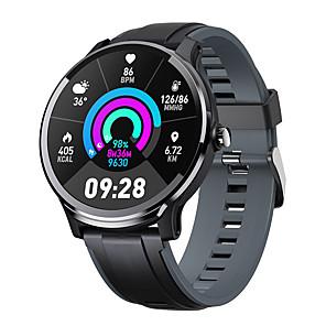 povoljno Pametni satovi-Smart Satovi Šiljci za meso Moderna Sportski Silikon 30 m Vodootpornost Heart Rate Monitor Bluetooth Šiljci za meso Ležerne prilike Outdoor - Crna / siva Black / Green Black / Red