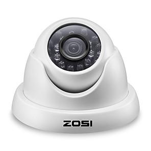 ieftine Ceasuri Bărbați-zosi 5mp tvi 1 / 2.5 interior& Cameră în aer liber cmos cupolă infraroșu vedere de noapte h.265 impermeabil ip67