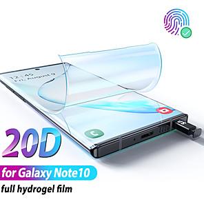 povoljno Zaštitne folije za Samsung-hidrogel film za samsung galaxy note 10 plus zaštitni ekran note10 plus za samsung note10 plus note10 a ne zaštitu od stakla