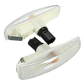 ieftine Car Signal Lights-2pcs Mașină Becuri LED Bec Semnalizare Pentru Citroen / Peugeot Discovery / Freelander / Range Rover Sport