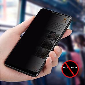povoljno Maske/futrole za Huawei-huawei 1pcs prozirni anti-sneak zavir za huawei p30pro p20 mobilni telefon film anti-špijunski ekran p20pro anti-sneak zaštita privatnosti kaljeni film p20 vodootporan na drobljenje otporan na otiske