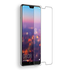 cheap Huawei Screen Protectors-Huawei Screen Protector Huawei P20/30/20pro/20lite/30lite High Definition (HD) Front Screen Protector 1 pc Tempered Glass