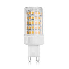 1pc 9 W LED-kornpærer 900 lm G9 T 5 LED perler COB Dekorativ Varm hvit Kjølig hvit 220-240 V / 1 stk. / RoHs
