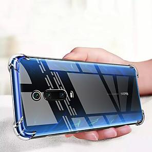 Недорогие Чехлы и кейсы для Xiaomi-роскошный противоударный силиконовый чехол для телефона для xiaomi mi 9t pro mi 9 se cc9e mi 8 lite max 3 6x 5x mi play чехлы прозрачная защита назад бухта