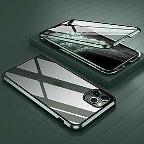 voordelige Hondenkleding & -accessoires-hoesje Voor Apple iPhone 11 / iPhone 11 Pro / iPhone 11 Pro Max Schokbestendig / Transparant Volledig hoesje Transparant Gehard glas