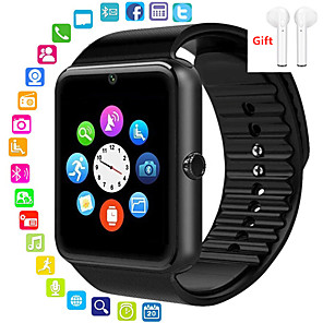 cheap Smart watches-Indear M26 Men Women Smartwatch Android iOS Bluetooth 2G Waterproof Touch Screen Sports Calories Burned Hands-Free Calls Timer Stopwatch Pedometer Call Reminder Activity Tracker / Sleep Tracker