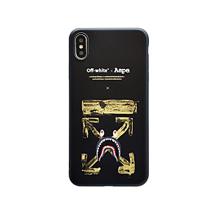 povoljno iPhone maske-Θήκη Za Apple iPhone 11 / iPhone 11 Pro / iPhone 11 Pro Max Uzorak Stražnja maska Riječ / izreka TPU / PC