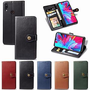 ราคาถูก เคสและซองสำหรับ Xiaomi-หนังพลิกกรณีโทรศัพท์สำหรับ xiaomi r edmi หมายเหตุ 7 หมายเหตุ 5 p ro 9 ครั้งโปร k20 โปร r edmi 7 6a 6 r edmi 5 บวกปกแม่เหล็กกระเป๋าสตางค์ด้วยบัตรผู้ถือ