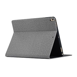 povoljno iPhone futrole/maske-futrola za ipad new air (2019) / ipad 10.2 '' (2019) / ipad mini 5/4/3/2/1 sa postoljem / flip / origami futrole u cijelom tijelu, futrola u punoj boji za ipad pro 9.7 / ipad air 2 / ipad (2018) /