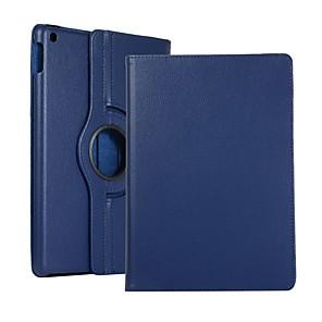 ieftine Carcase iPad-Maska Pentru Apple iPad Air / iPad 4/3/2 / iPad Mini 3/2/1 Rotație 360 ° / Anti Șoc / Cu Stand Carcasă Telefon Mată PU piele