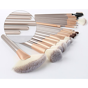 ieftine Produse Fard-Profesional Machiaj perii Seturi perie 12pcs Păr sintetic Pensule de Machiaj pentru Set Pensule Machiaj