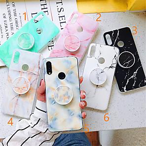 저렴한 Xiaomi 케이스 / 커버-케이스 제품 Xiaomi 샤오미 레드미 주 5 / Xiaomi Mi 8 / Xiaomi Mi 8 Lite 스탠드 / 패턴 뒷면 커버 마블 TPU