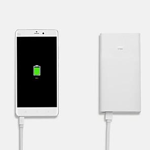 ieftine Ceasuri Bărbați-Xiaomi 20000 mAh Pentru Baterie Externa Baterie Externa 5.0/3.6 V Pentru 3.6 A Pentru Baterie cu cablu / QC 3.0 LED