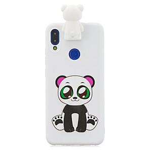 Недорогие Чехлы и кейсы для Xiaomi-Кейс для Назначение Xiaomi Redmi Note 5A / Xiaomi Redmi Note 5 Pro / Xiaomi Redmi 7 Матовое Кейс на заднюю панель Однотонный ТПУ