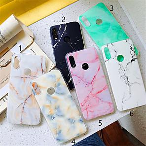 ราคาถูก เคสและซองสำหรับ Xiaomi-Case สำหรับ Xiaomi Pattern ปกหลัง Marble TPU