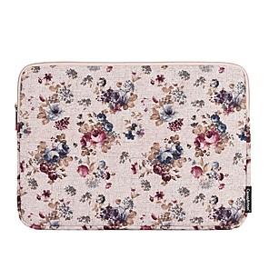 ieftine Carcase, Genți & Curele-laptop laptop de 13,3 inch / laptop de 14 inch / laptop de 15,6 inci cu mânecă de laptop pânză animal / elefant pentru femei rezistent la șoc