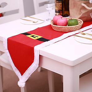 ieftine Fețe de masă-1 buc Crăciun pânză masă pânză masă pavilion decorare masa de sărbători