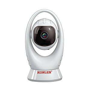 konlen wifi 3mp ip kamera h.265 onvif yoosee full hd trådløs ptz auto tracking cctv videoovervåkning hjemmesikkerhet ir natt