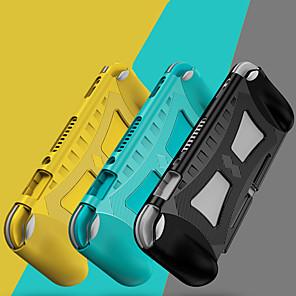 ieftine Accesorii Nintendo Switch-switch lite Protector de caz Pentru Comutați lite . Model nou Protector de caz TPU 1 pcs unitate