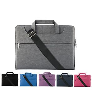 """abordables Fundas para Portátil-Bolsos de Hombro / Bolsos de Mano / MacBook Funda Un Color Nailon para MacBook Air 11 Pulgadas / Nuevo MacBook Pro 15"""" / Nuevo MacBook Pro 13"""""""