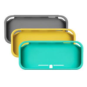ieftine Accesorii Nintendo Switch-switch lite Protector de caz Pentru Comutați lite . Model nou Protector de caz Solid silicon din corp 1 pcs unitate
