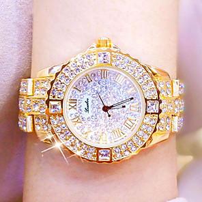 ieftine Cuarț ceasuri-Pentru femei Quartz Quartz Argint / Auriu / Roz auriu Ceas Casual Analog Lux Modă - Roz auriu Auriu Argintiu
