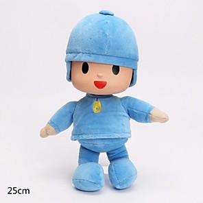 ieftine Lupe-Pocoyo Doll jucarii de plus de culoare cu 100% PP bumbac de înaltă calitate 30cm Tall