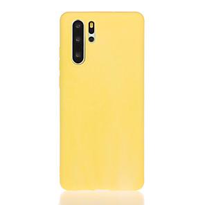 povoljno Maske/futrole za Huawei-futrola za huawei prizor karte p30 p30 pro p30 lite mate 30 mate 30 lite 30 lit boja bombona u boji jednostavna smrznuta tekstura tpu all inclusive telefon futrola tt