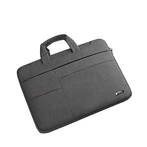 abordables Fundas para Portátil-nueva bolsa para portátil 14 15 pulgadas funda impermeable para portátil para macbook air pro 14 15 bolso de maletín para computadora impermeable de alta capacidad