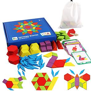 cheap Stacking Blocks-Building Blocks Balls Bunchems Gift Kid's Boys' Girls' 155 pcs