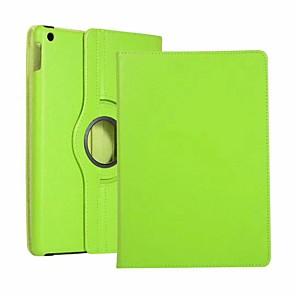 ieftine Carcase iPad-Maska Pentru Apple iPad Air / iPad 4/3/2 / iPad Mini 3/2/1 Rotație 360 ° / Anti Șoc / Suspendare / Revenire Automată Carcasă Telefon Mată Greu PU piele / iPad Pro 10.5 / iPad 9.7 (2017)