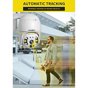 povoljno Sigurnosni senzori-inqmega cloud 1080p vanjski ptz ip kamera wifi brzina dome auto praćenje kamera 4x digitalni zum 2mp ir onvif cctv sigurnosni kamer