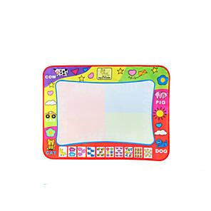 ieftine Păpuși-45x29cm apă jucării de desen mat&1 Magic Pen / apă planșetă de desen dribling copil