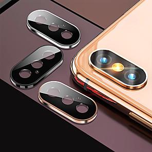 Недорогие Защитные пленки для iPhone XR-AppleScreen ProtectoriPhone XS HD Протектор объектива камеры 1 ед. Закаленное стекло