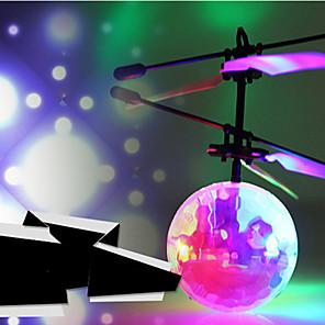 ieftine Alte RC-RC elicopter Hovering Angel 2ch Planare / Telecomandă Telecomandă / Zboară Printesa Zână / Lumina curcubeului