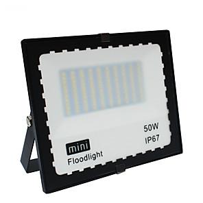 ieftine Tricouri LED-led floodlight ip67 impermeabil și rezistent la fulger mini iluminare exterioară evidențiază proiecție led 50w floodlight