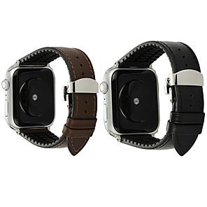 Недорогие Ремешки для Apple Watch-ремешок для часов apple серии 5/4/3/2/1 яблочный ремешок с яблоком ремешок для часов 38мм 40мм 42мм 44мм