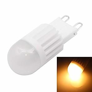 ieftine Becuri LED Bi-pin-Bec inteligent g9 3w bec luminos din ceramică dimmerabil 1 bec electric de mare putere alb ca 220v becuri led 1 buc