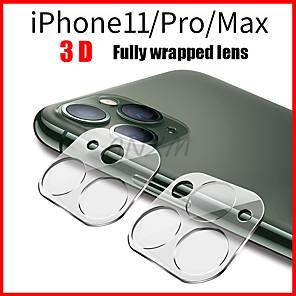 ieftine Protectoare Ecran de iPhone 6s / 6 Plus-1 buc film complet transparent pentru iphone 11 3d acoperire completă a aparatului de fotografiat lentilă protector de ecran pentru iPhone 11 pro max geam temperat