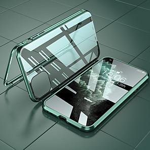 ieftine Carcase iPhone-Maska Pentru Apple iPhone 11 / iPhone 11 Pro / iPhone 11 Pro Max Anti Șoc Capac Spate Mată Aluminiu